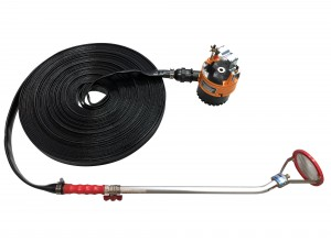 농약 살수기 및 스프링쿨러 호스 25mm (옵션 사양)